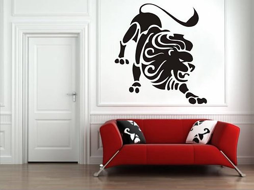 Horoscope Leo Wall Sticker