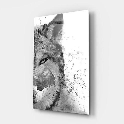 Wolf Glass Printing