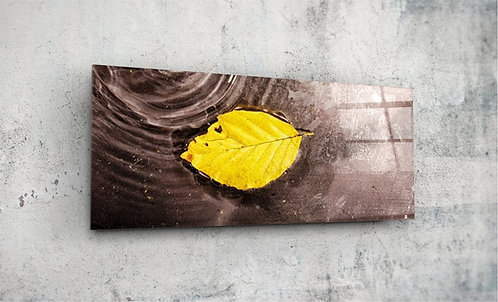 Leaf  UV Glass Printing