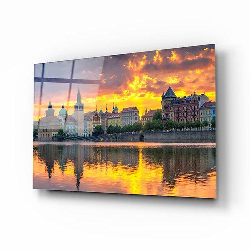 Switzerland UV Printed Glass Printing