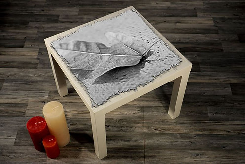 Leaf Printed Coffee Tables