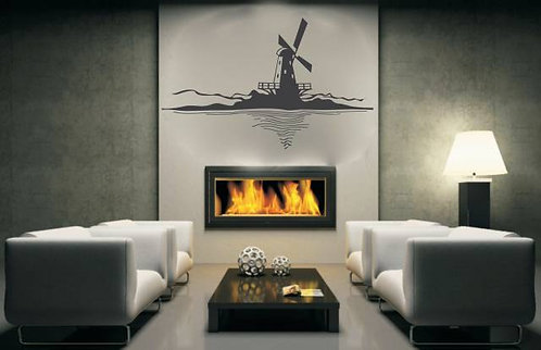 Windmill Wall Sticker