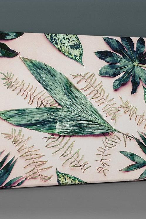 Tropical Leaves Canvas Printings