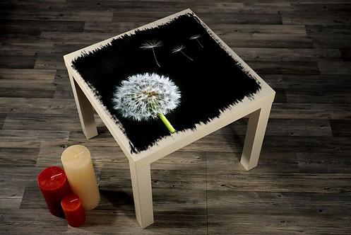 Dandelion Printed Coffee Tables