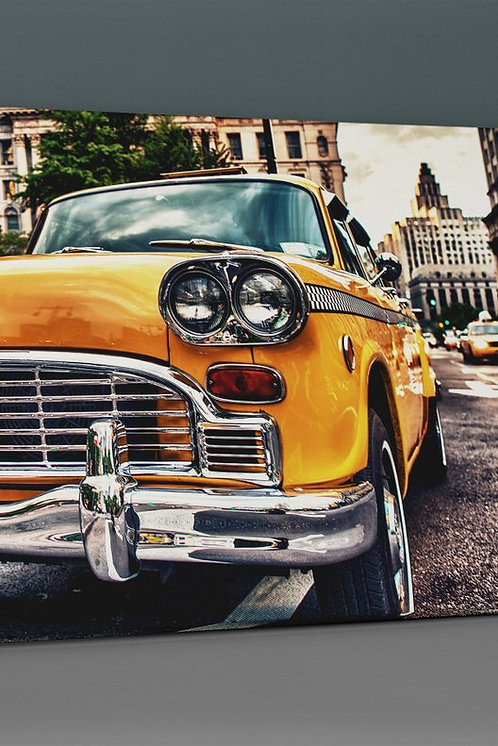 Classic Taxi Canvas Printings