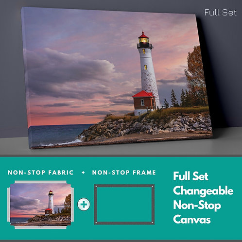 Lighthouse Non-Stop Canvas Printings