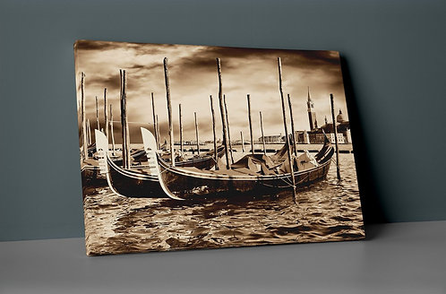 Boats Canvas Printings