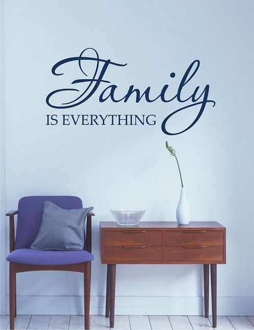 Family Wall Sticker