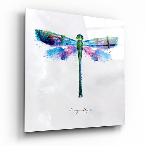 Dragonfly UV Printed Glass Printing