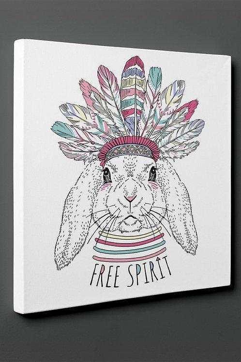Free Spirit Canvas Printings