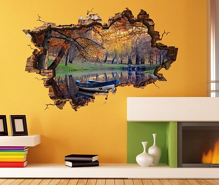 Autumn 3D Wall Sticker