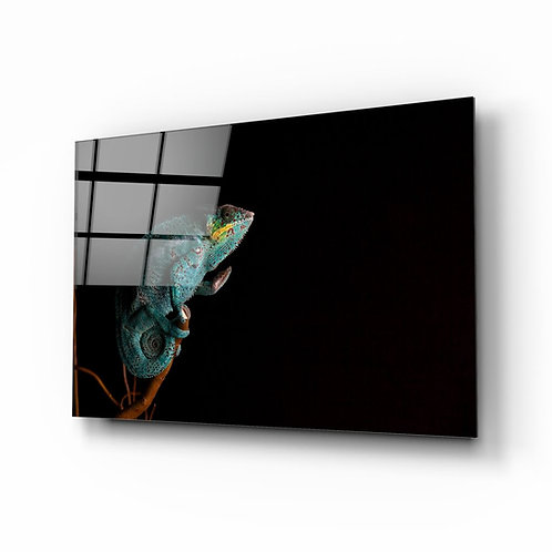 Chameleon UV Printed Glass Printing