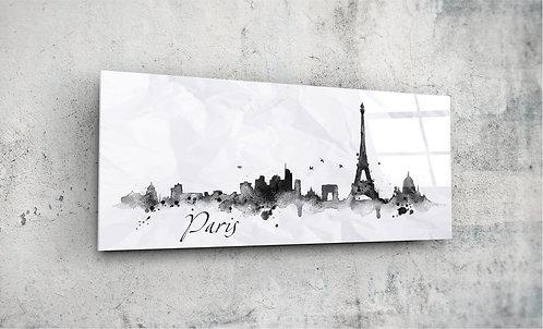 Paris  UV Glass Printing