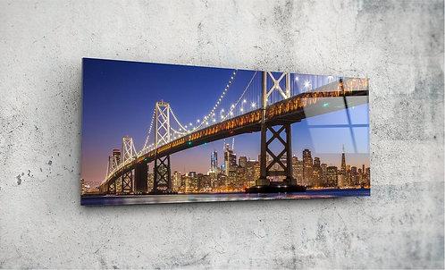 Bridge  UV Glass Printing