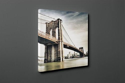 Manhattan Bridge Canvas Printings