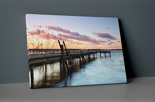 Red Sky Canvas Printings