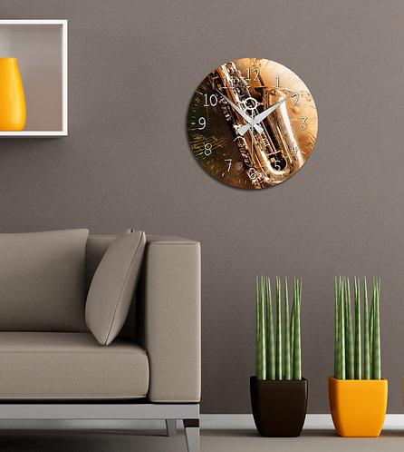 Jazz MDF Clock