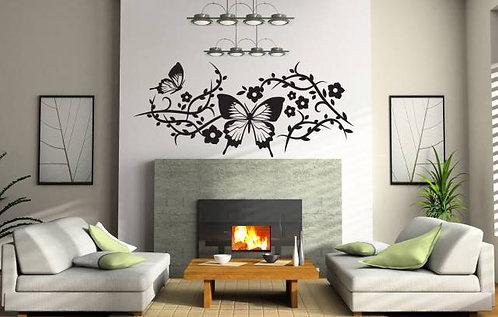 Butterfly Wall Sticker