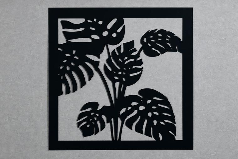 Quadro Folha Palmeira