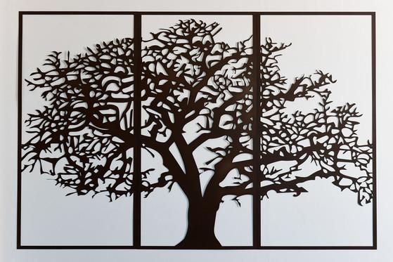 Árvore 3 Painéis