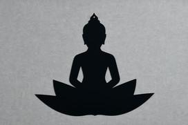 Mandala com Buda