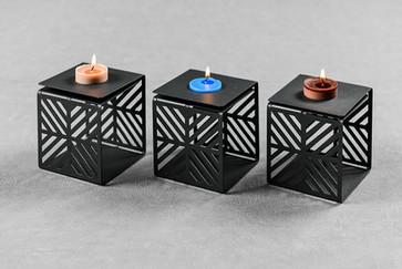 Conjunto de Suporte de velas