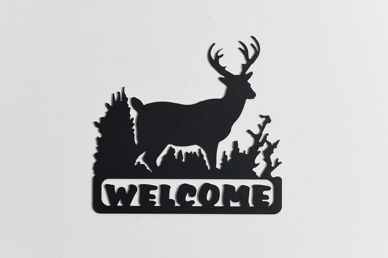 Veado Welcome
