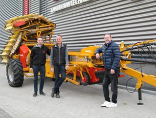 Bouwbedrijf Doorn realiseert herbouw Ellens Landbouwtechniek