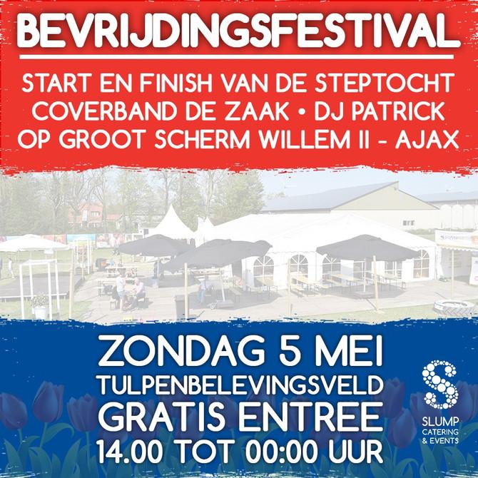 Pop-Up Bevrijdingsfestival