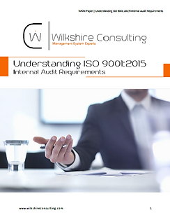 ISO 9001:2015 Internal Audit Requirements