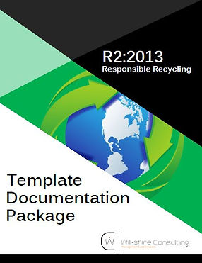 R2 2013 Responsible Recycling