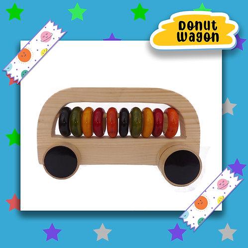 Doughnut wagon