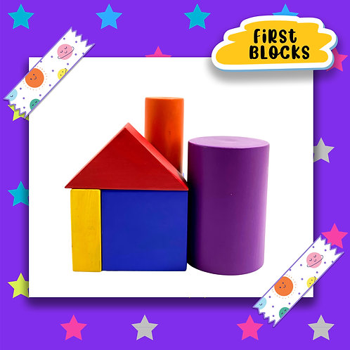 First Blocks