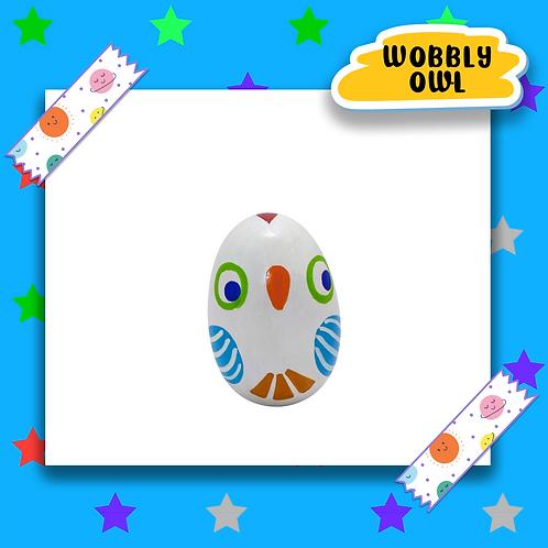 Wobbly Owl