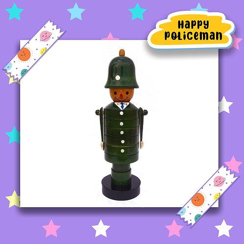 Happy Policeman
