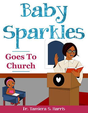 Baby Sparkles Goes To Church