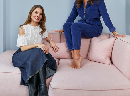 An Interview with Clare & Rebecca - founders of Balance Me Skincare