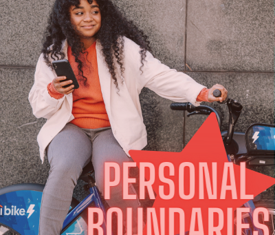 Me, Myself & I: A Guide to Personal Boundaries