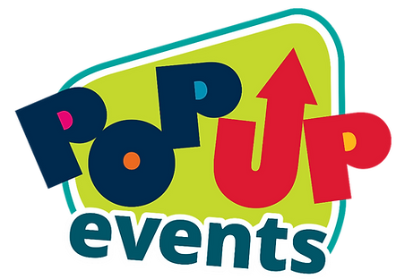 Pop Up Events Logo