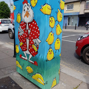 Dublin Canvas project titled 'Patience is a virtue'