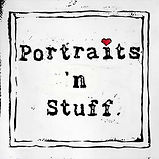 Portraits n Stuff logo