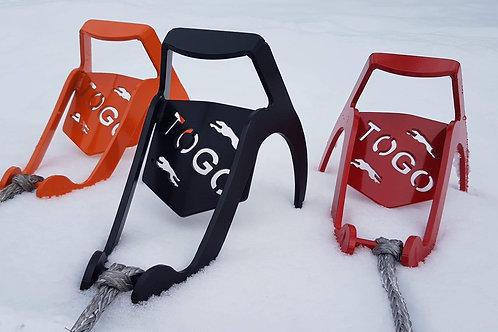 TOGO Aluminum Snow hook