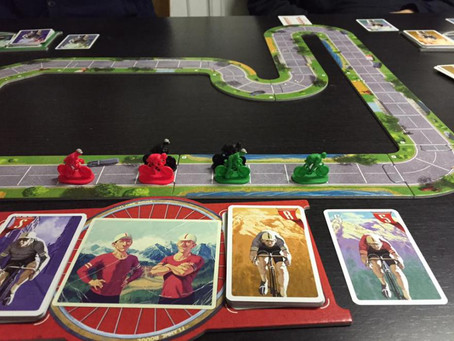 Flamme Rouge – A Cycling Board Game