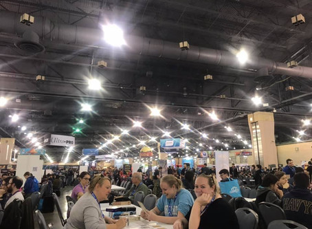 Attending PAX Unplugged 2019