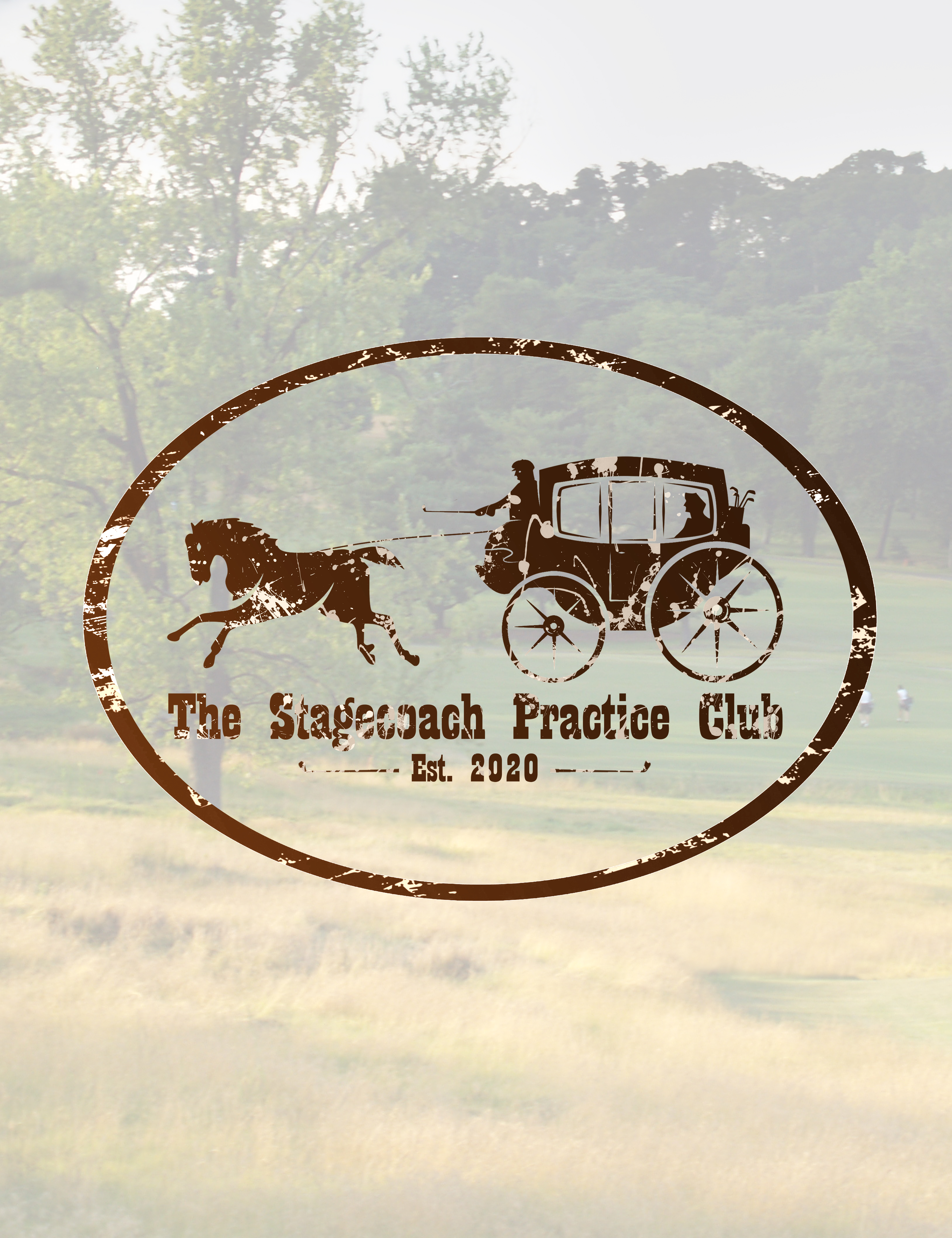 Stagecoach Practice Facility Logo - STAM