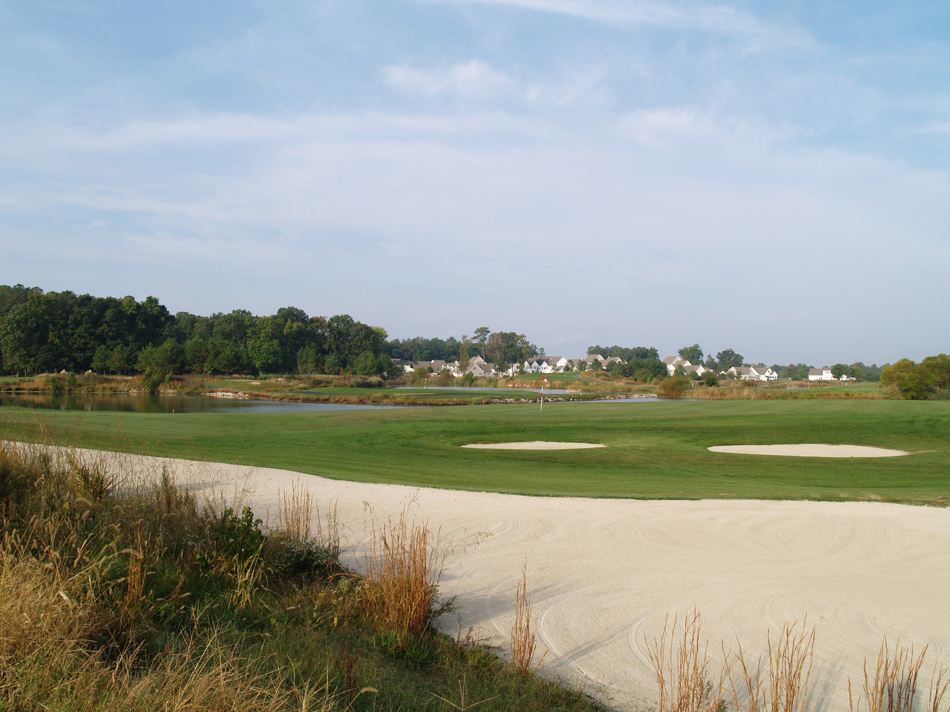 Easton Club Golf Course - #6