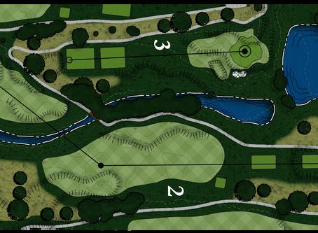 Braemar Golf Course - Hole #2