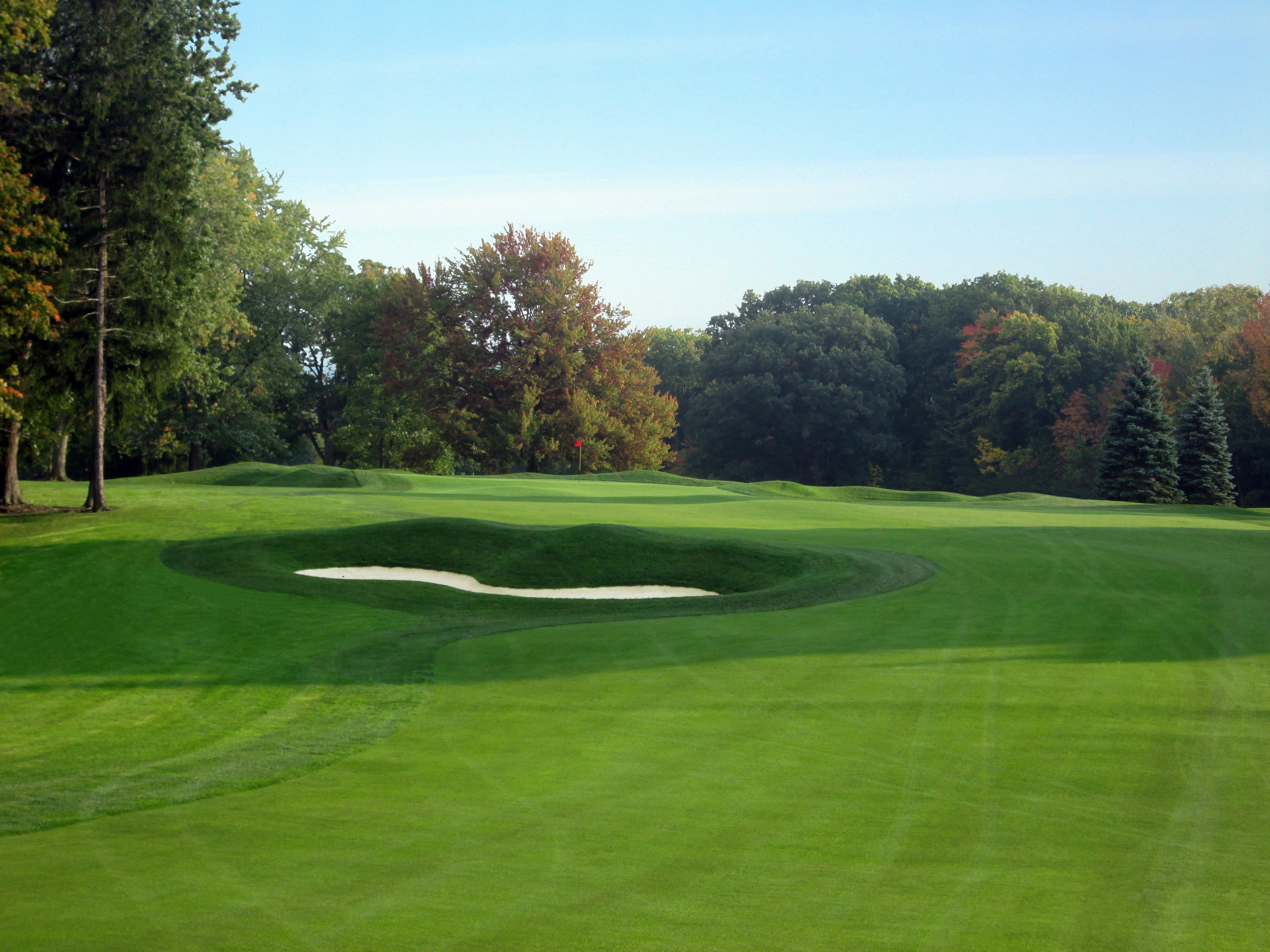 Beechmont Country Club - #10
