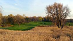 Hole #2 - Keller Golf Course