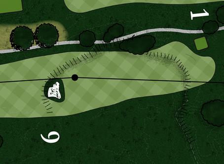 Braemar Golf Course - Hole #9